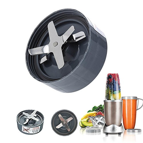 Replacement Spare Part Blender Cross Extractor Blade Knife Seat With Gasket For NutriBullet 900W Juicer Accessories (900W)