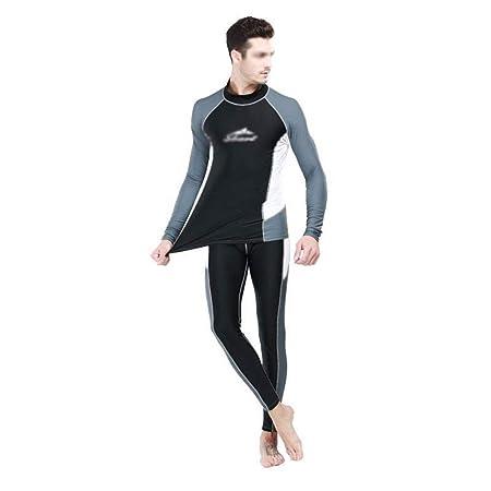 Traje De Neopreno Hombre Camiseta de surf Ropa de medusa Traje de ...