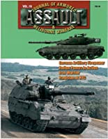 Concord Publications Assault Journal #19 - German Army Artillery, Italian Pumas, Iron Warriors and Iraqistan at NT