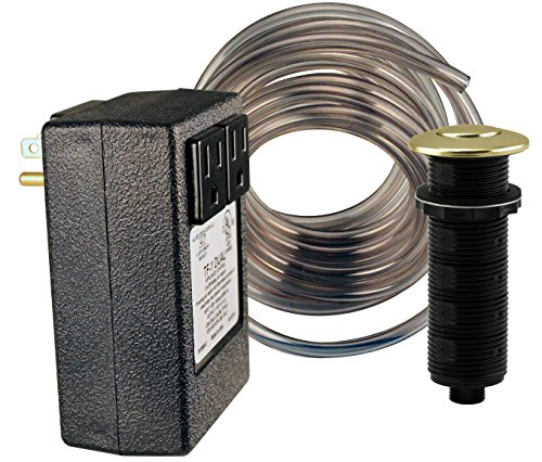 - Westbrass ASB-2B3-01 Switch Control Box, Polished Brass