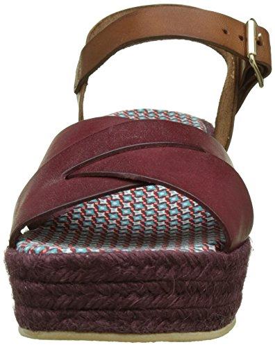 Pare Gabia Eliza - Zapatos Mujer Rouge (Bordeaux Marron)