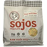 SOJOS Turkey & Salmon Complete Senior Dog Food, 7 lb