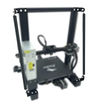 Luowan Ender 3 3d Printer Supporting Rod Set Ender 3 V2 Supply Fixed Parts Ender 3 Pro Tie Rod Set Compatible With 220220250mm Size Industrial Scientific