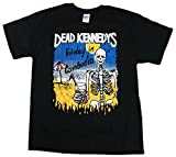 Dead Kennedys - Cambodian Skeleton T-Shirt Size XL
