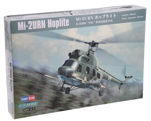 Hobby Boss Mi-2URN Hoplite Airplane Model Building Kit