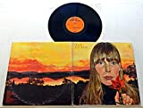 Joni Mitchell CLOUDS - Reprise Records 1970 - USED Vinyl LP Record - 1970 Pressing RS 6341 - Both Sides Now - Chelsea Morning - The Fiddle And The Drum - Roses Blue - The Angel