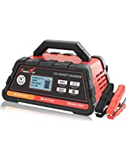 TowerTop 12V Fully Automatic Smart Battery Charger/Maintainer