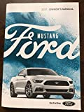 2017 Ford Mustang Owner's Manual Guide Book
