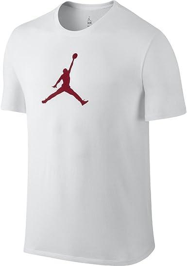NIKE Michael Jordan Jumpman Dri-fit tee Camiseta de Manga Corta, Hombre: Amazon.es: Ropa y accesorios