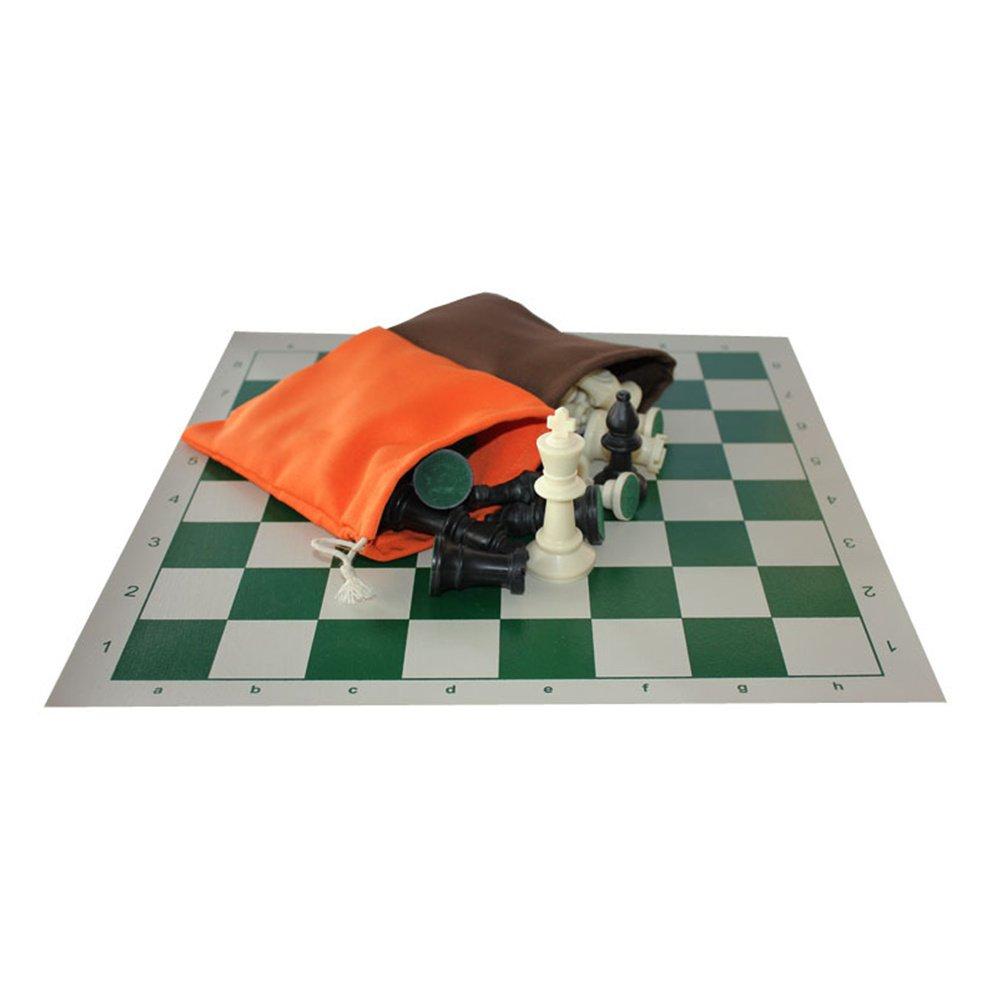【驚きの値段で】 Plastic Resin International Chess Chessboard Plastic Set (King High B0718ZNDV9 75mm,32 Chess Pieces) Chess With Chessboard Family Party School Fun B0718ZNDV9, バッグ&ホビー専門店 Bag Life:18cc4f75 --- nicolasalvioli.com