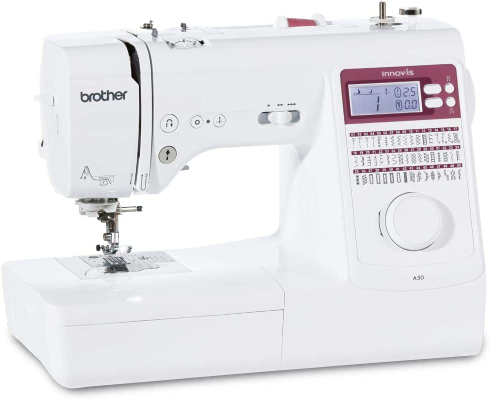 Brother Innov-Is A50 + – Máquina de coser (Dealer del paquete ...