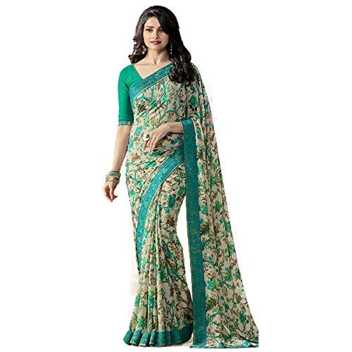 Bollywood Party Indian Ethnic Pakistani Designer Sari Wedding New Dress