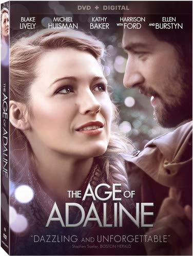 The Age Of Adaline [DVD + Digital]