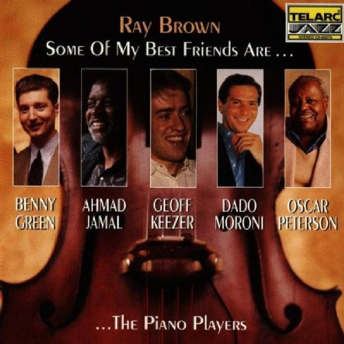 Some Of My Best Friends Are...The Piano Players (Cd Player Orange)