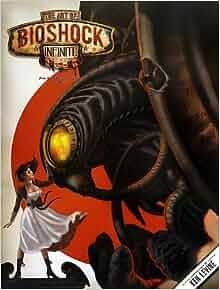 Bioshock infinite art book