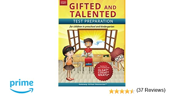 Amazon.com: Gifted and Talented Test Preparation: Gifted test prep ...
