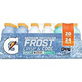 Image of Gatorade Sports Drinks Frost Variety Pack (20 fl. oz. bottles, 24 ct.)
