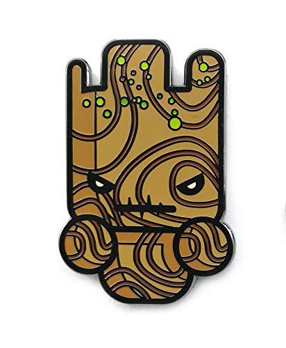 BeAwesome Exclusive Super Heroes Enamel Pin - Marvel Legends -DC Heroes (Groot)