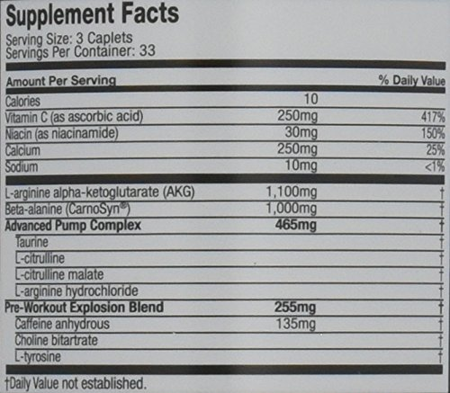 Buy pre workout pill form