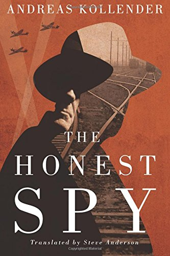 Read Online The Honest Spy pdf