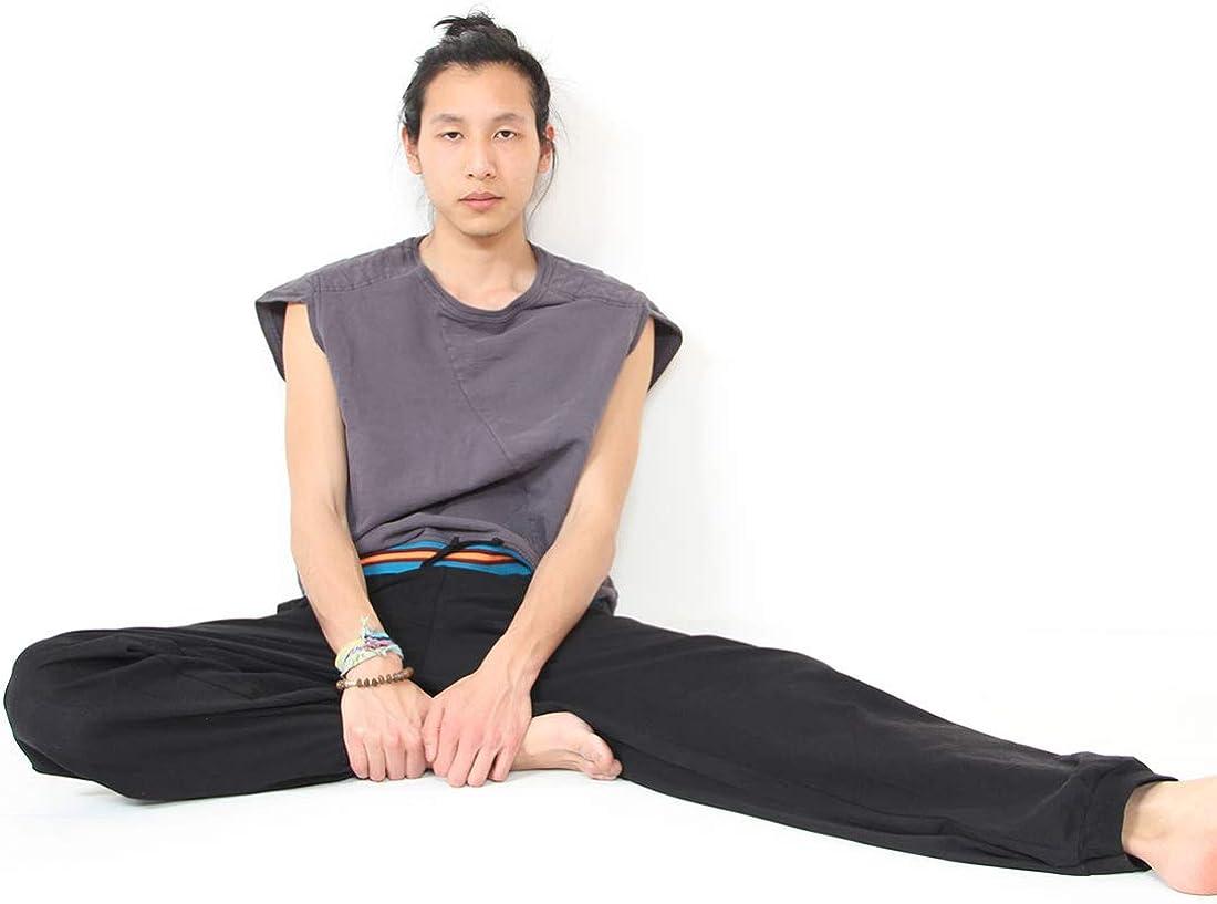 Prancing Leopard Unisex Yoga Sweatpants Istanbul Organic Cotton Long Fitness Pants