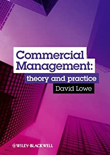 Commercial Management of Projects: Defining the Discipline