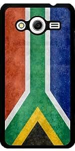 Funda para Samsung Galaxy Core 2 SM-G355 - Sudáfrica Bandera Retro by BruceStanfieldArtist