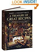 #10: A Treasury of Great Recipes, 50th Anniversary Edition: Famous Specialties of the World's Foremost Restaurants Adapted for the American Kitchen (Calla Editions)