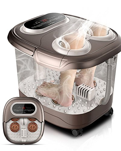 ZR- Foot Tub Automatic Footbath Electric Massage Heating Foot Bath Foot Tub Foot Massage Machine Household Constant Temperature