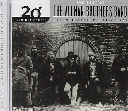 20th Century Masters: The Best of the Allman Brothers Band (The Allman Brothers Band 5 Classic Albums)
