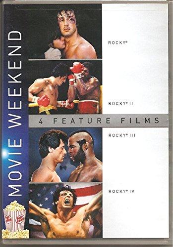 Rocky / Rocky II / Rocky III / Rocky IV]()