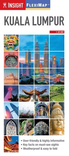 Insight Guides Flexi Map Kuala Lumpur (Insight Flexi Maps)