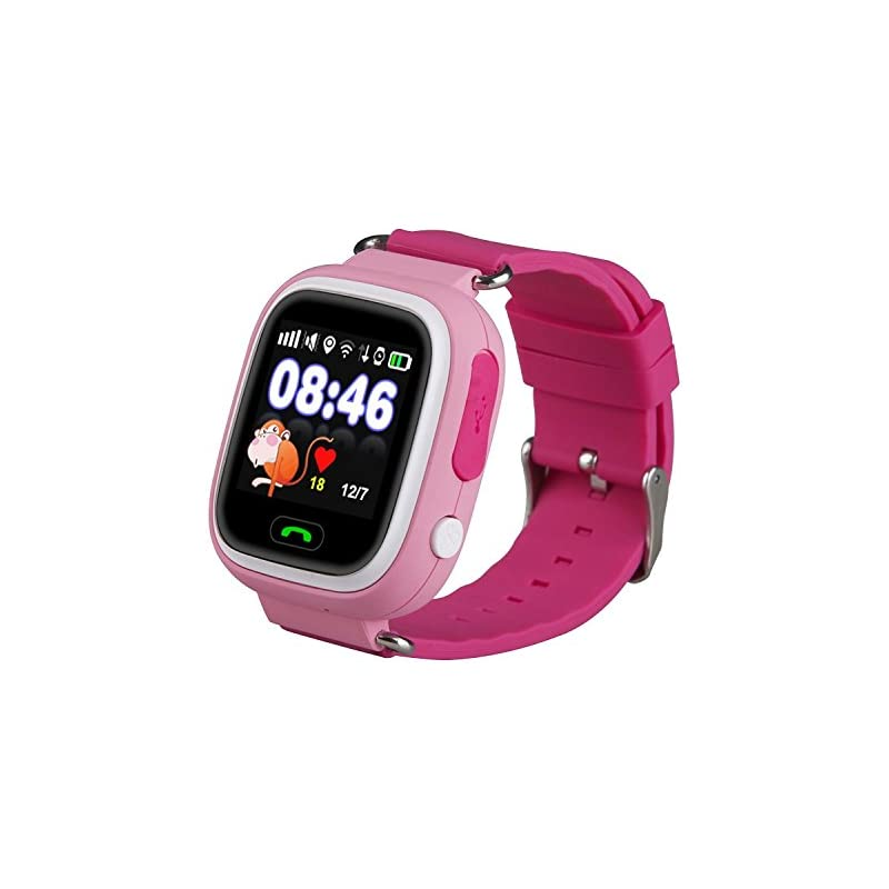 Kids Smart Watch Phone, GPS Tracker Smar
