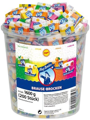 Frigeo Ahoj-Brause Brause-Brocken, 1-er Pack (1 x 1.6 kg)
