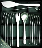 Sori Yanagi Fruit Forks and Spoons Set 14pcs