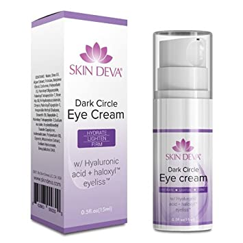 Amazon Com Dark Circles Eye Cream Puffiness Wrinkles And Bags