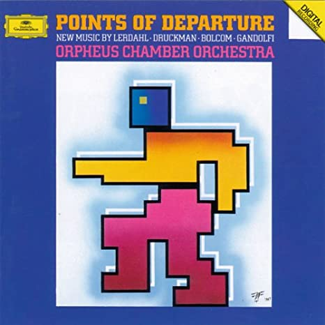 Points of Departure: Orpheus Chamber Orchestra, Lerdahl: Amazon.it: Musica