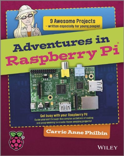 [Book] Adventures In Raspberry Pi<br />RAR
