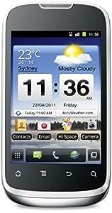 "Huawei U8650 Sonic - Smartphone libre Android (pantalla táctil de 3,2"" 320 x 480, cámara 3.2 MP, 160 MB de capacidad, procesador de 600 MHz, 256 MB de RAM, S.O. Android 2.3.3) color negro [importado de Alemania]"