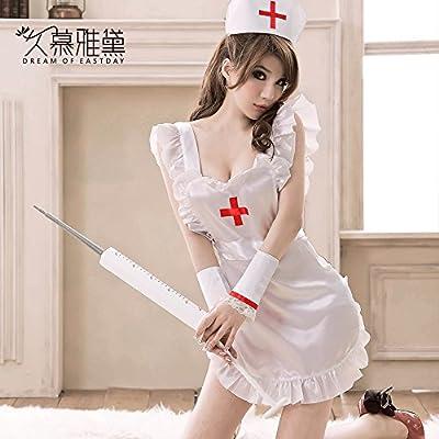 Btbtenfermera Uniform Sexy Dulce Tentación única Función Desnuda