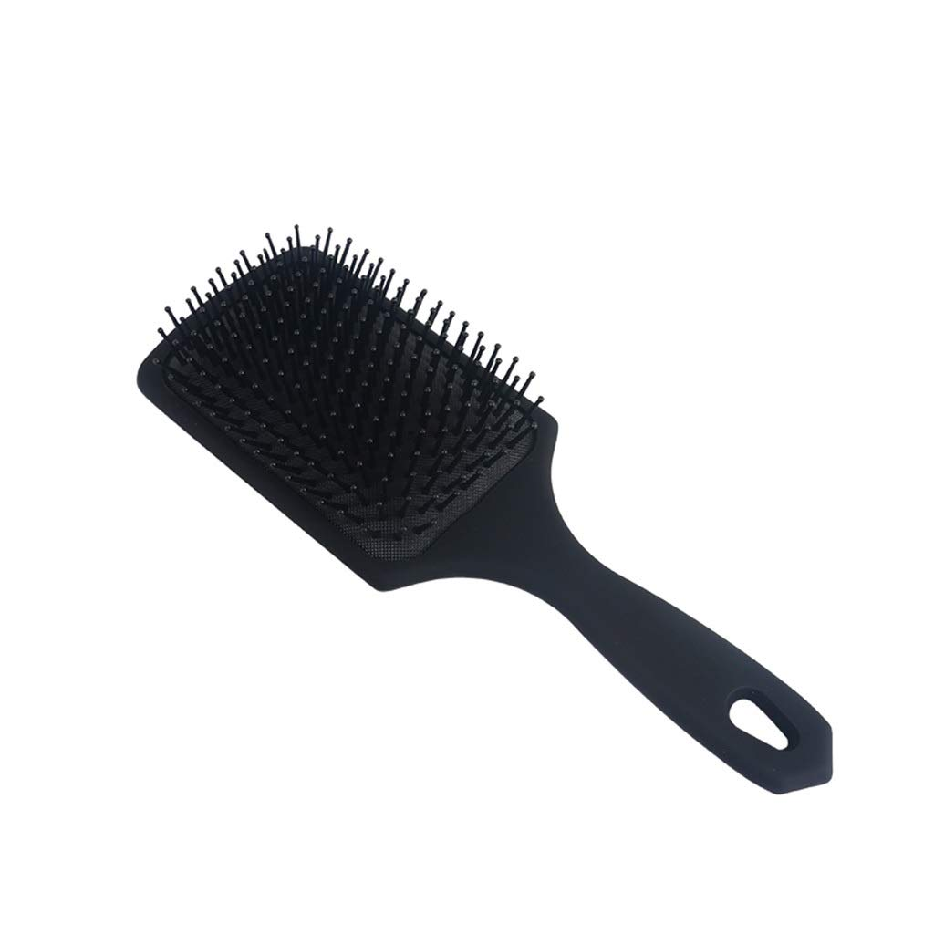Plastic Massage Comb Portable Massage Brush Air Cushion Type Comb Light Weight Easy to Carry CQOZ (Size : 25×8.5cm) by CQOZ Massage comb