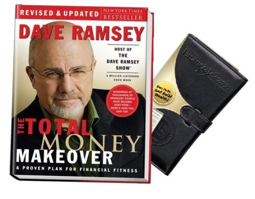The Total Money Makeover with Deluxe Executive Envelope (Deluxe Envelope System)