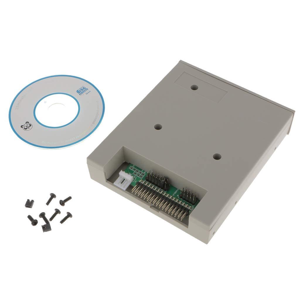 Sharplace Unidad de Disquete SSD USB Tornillos Externa SFR1M44-u100 3.5 Pulgadas