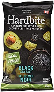 Hardbite Black Sea Salt Avocado Oil, 128g