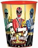 Amscan Power Rangers Samurai 16 oz. Plastic Cup, Health Care Stuffs