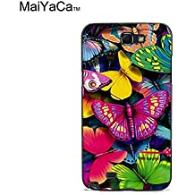 MaiYaCa(TM) M84547 Buterfly Wallpaper phone case for samsung galaxy note2