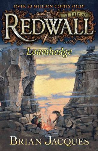 Loamhedge - Book #16 of the Redwall