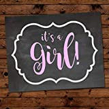 It's a Girl -Gender Reveal Party Decoration for