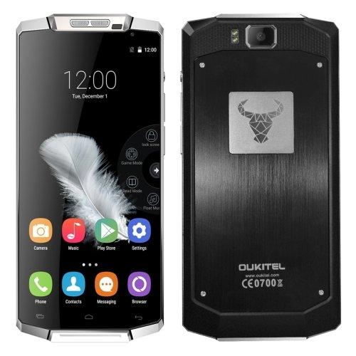 OUKITEL K10000 5.5 Inch Android 5.1 Smartphone, MT6735P Quad