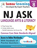 Nj Ask Practice Tests and Online Workbooks, Lumos Learning, 1940484057